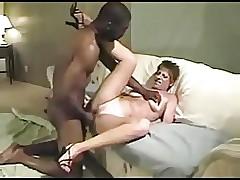 Jet-black Cuck Threaten 21