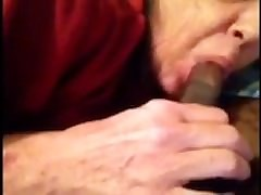 full-grown milf blowjob