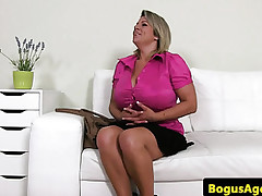 Beamy second-rate milf needs a..