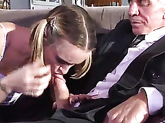 Young doll gets fucked hard by..