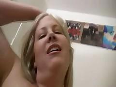 Mature Blonde Grinds Detect