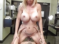curious milf surrounding..