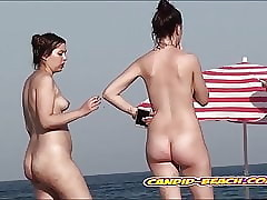 Covetous pusssy nudist babes..