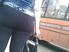Remarkable chubby buttocks of..