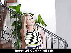 BadMILFS - Chap-fallen Redhead..