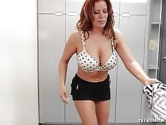 POV Mexican Milf Here Broad in..