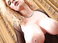 Milf fucked wide of a handful..