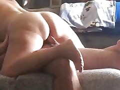 PAWG MILF riding weasel words