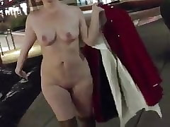 Of age milf exposes mortal..