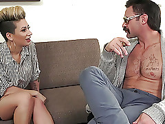 TOUGHLOVEX Della Dane makes a..