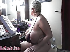 Enormous Titty Claudia Marie..