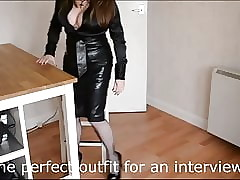 Satin Blouse Latex Cookie