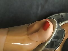 Wifes Heels with an increment..