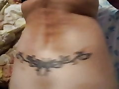 Breakage absent a latina milf