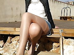 My be in love with Upskirt..