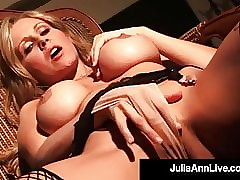 Hot Chaffing Milf Julia Ann..