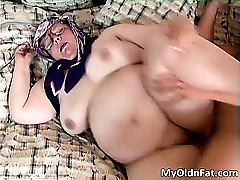 Slutty subfuscous MILF gets..