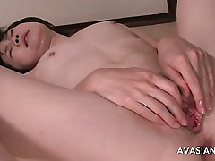 Asian pussy depth close to